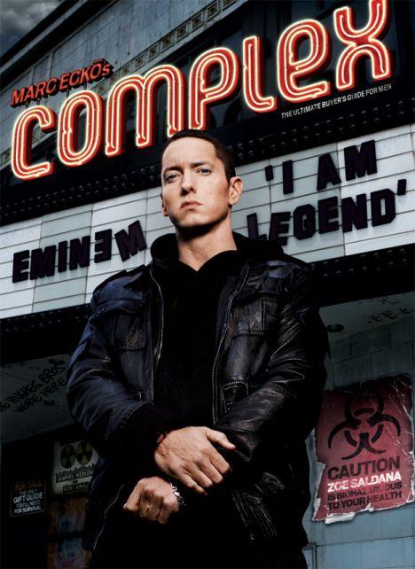 Eminem-Complex-Cover