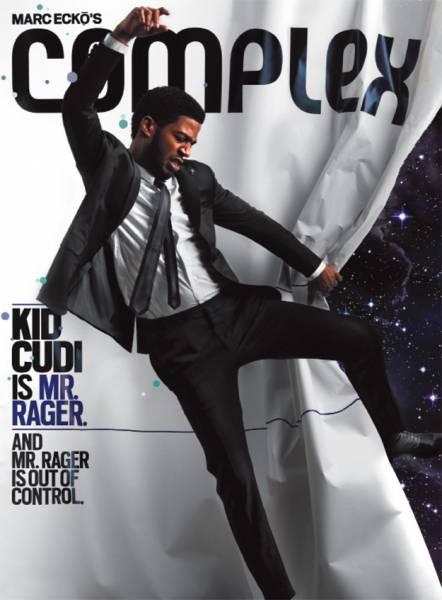 Kid Cudi Complex Cover