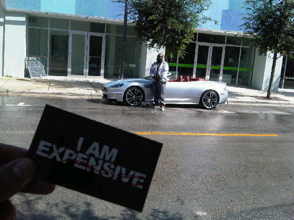 pictures rick ross aston martin music video shoot photos. Cars Review. Best American Auto & Cars Review