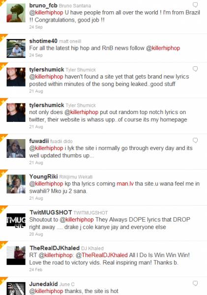 killerhiphop tweets 3