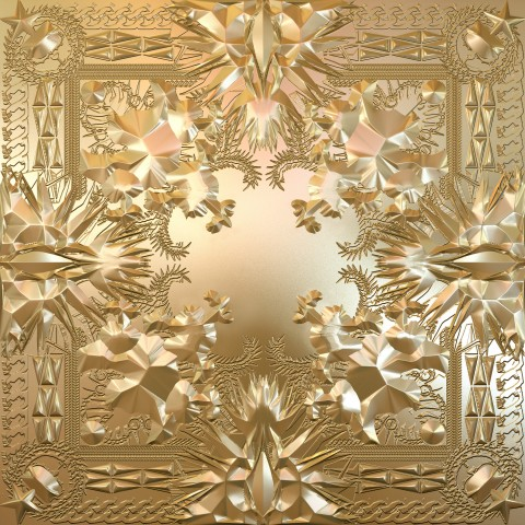 Watch The Throne Cover