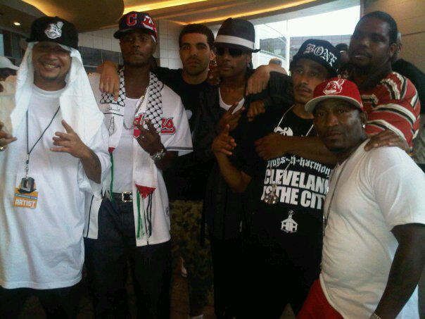 The event was due to be a comeback performance for Bone Thugs and the first ...