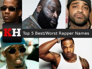 Top5-rapper-names