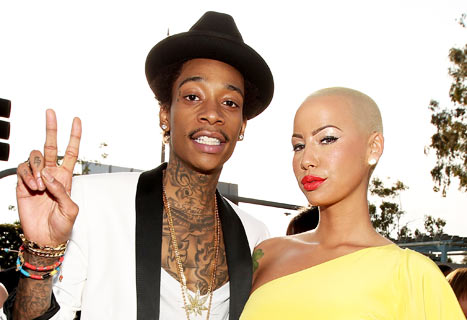 wiz khalifa amber rose dating We take a look at kanye west and amber rose's rocky she was in a heavily-publicized relationship with wiz khalifa kanye, of course, started dating kim.