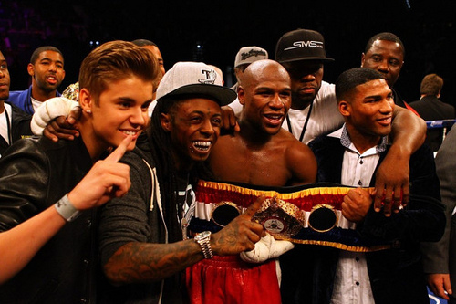 bieber-wayne-mayweather