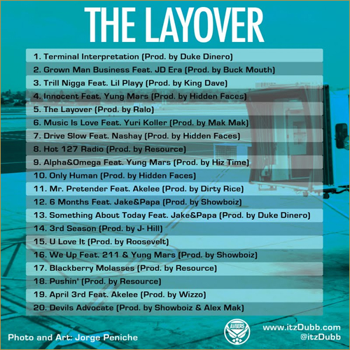 LAYOVER-tracklist