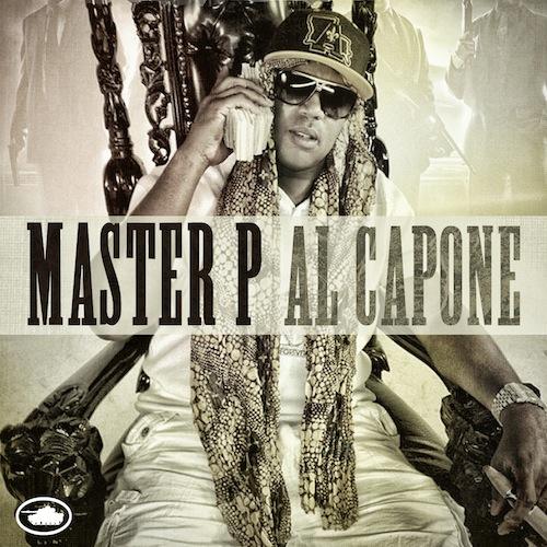 Master P Al Capone cover art