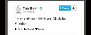 Chris Brown - Twitter
