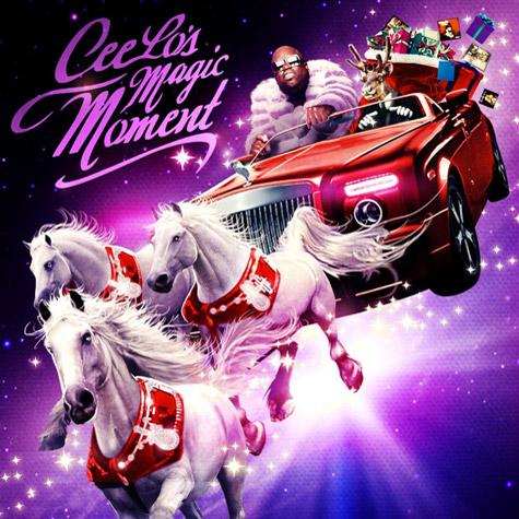 Cee Lo Green: Cee Lo's Magic Moment
