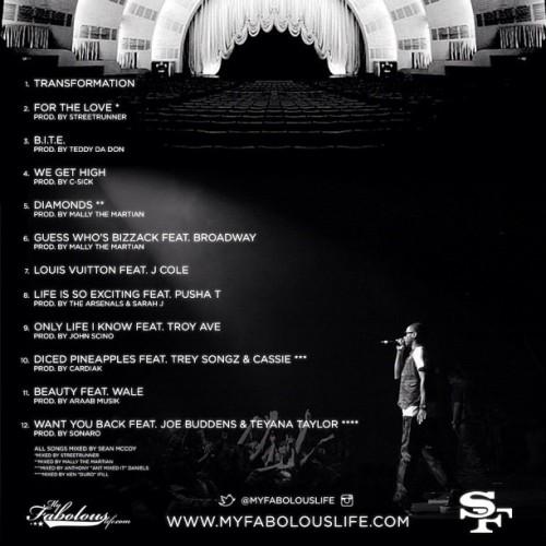 soultape2-track-list