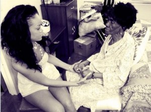 Rihanna-Gran-Gran-Dolly-Passes-From-Cancer