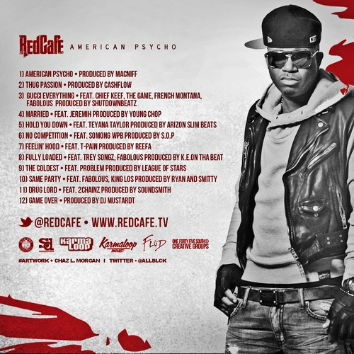 red-cafe-american-psycho-tracklist