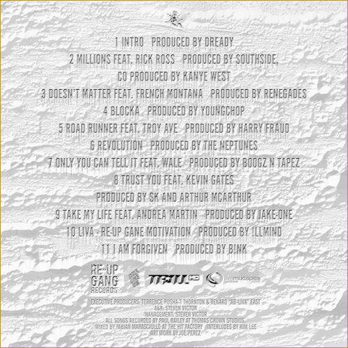 wrath-of-caine-tracklist