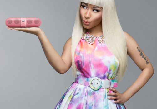 nicki-minaj-beats-by-dre-pink-pill-the-jasmine-brand-502x350