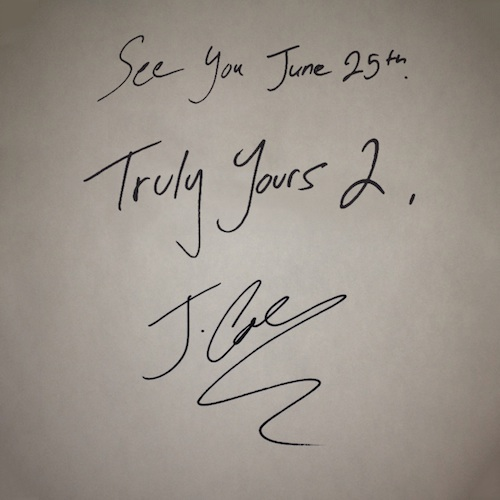 J. Cole – Truly Yours 2 EP (Download)