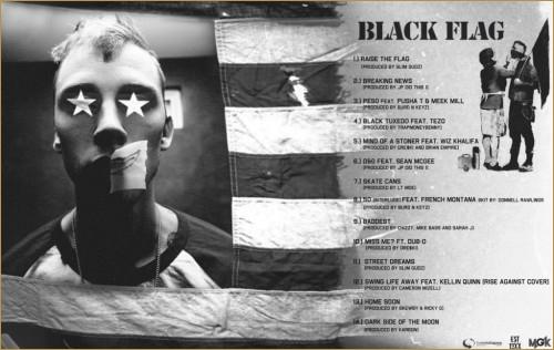 mgk-black-flag-tracklist