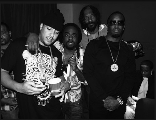Diddy-French-Montana-snoop