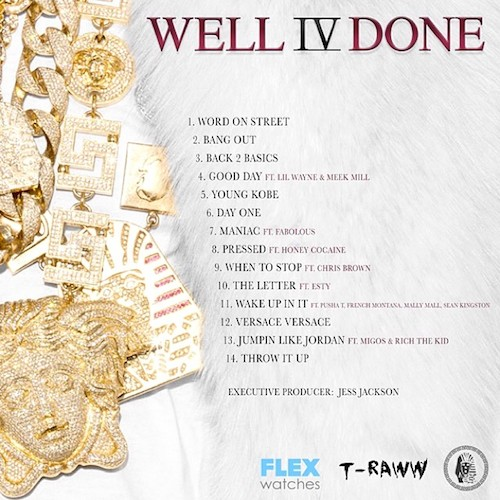 well-done-4-tracklist
