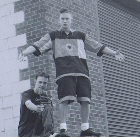 Young Eminem