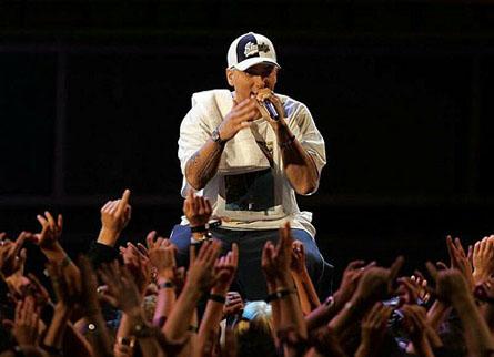 Eminem-live