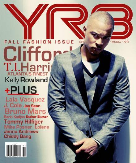 T.I Covers YRB Magazine