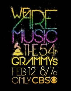 GRAMMY 54th Annual