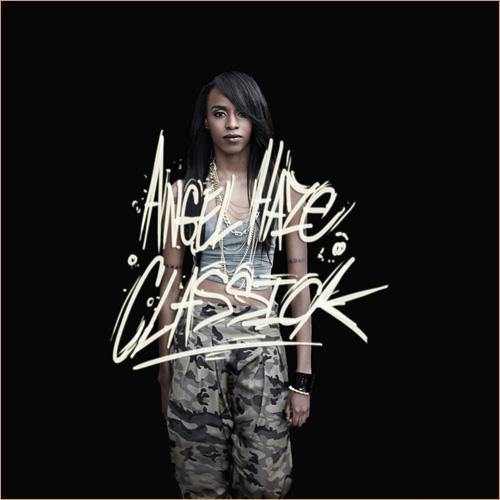 Angel Haze Classick mixtape cover