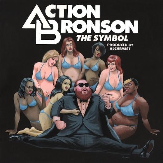 The Symbol art Action Bronson