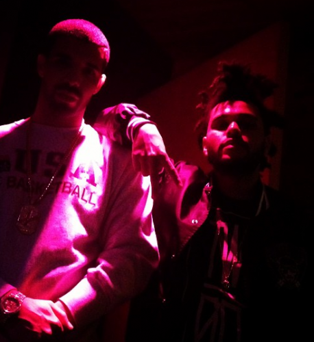 Drake-The-Weeknd