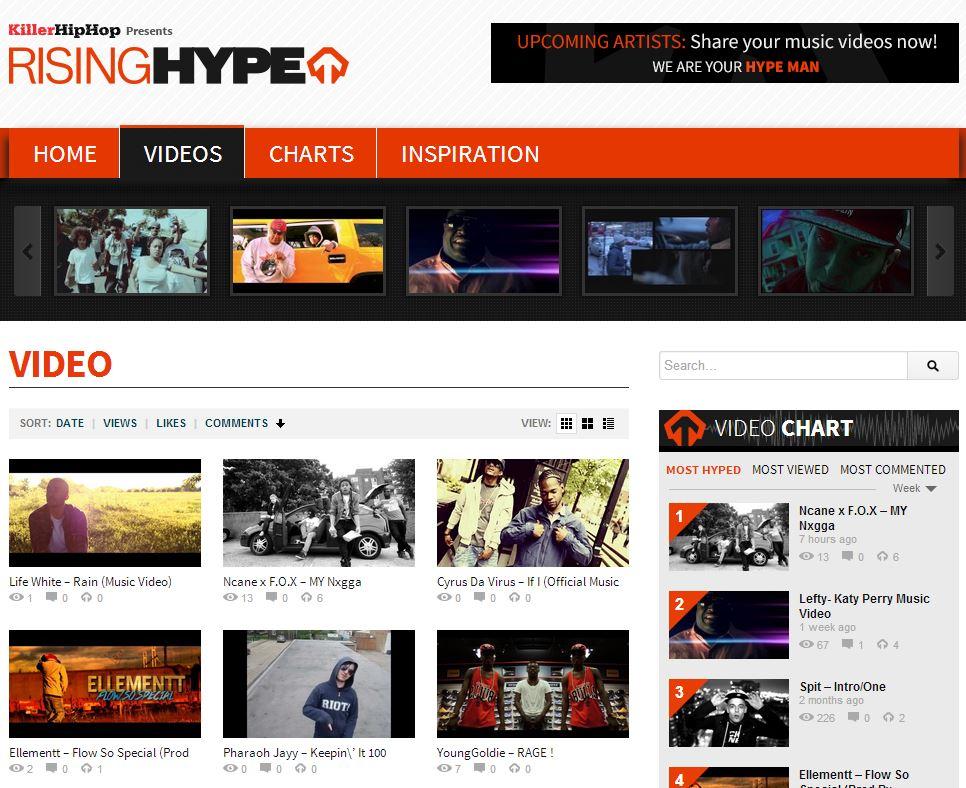 risinghype-screenshot