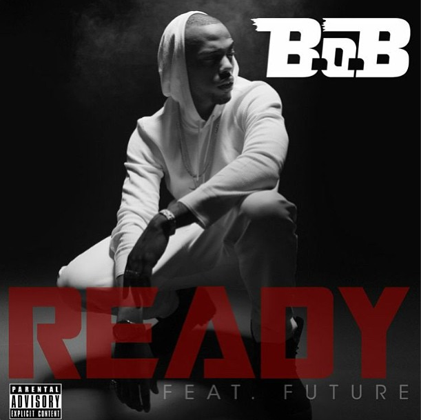 Ready cover art