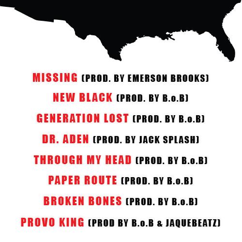 new-black-tracklist